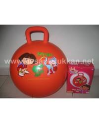 DORA HOPPER BALL DORA HOP HOP TOP LİSANSLI P375