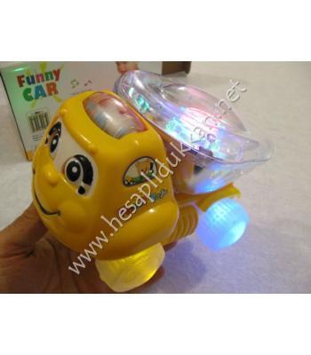 Eğlence kamyonu ışıklı oyuncak P898