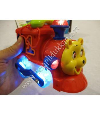 Eğlence treni ışıklı oyuncak P900