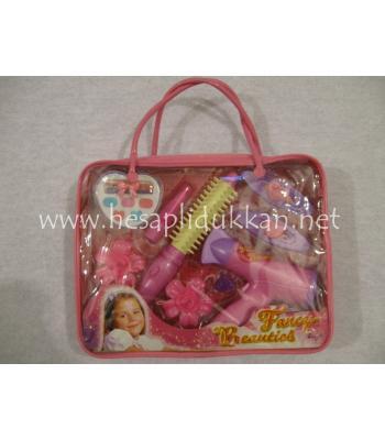 Fancy makyaj bakım seti çantası P423