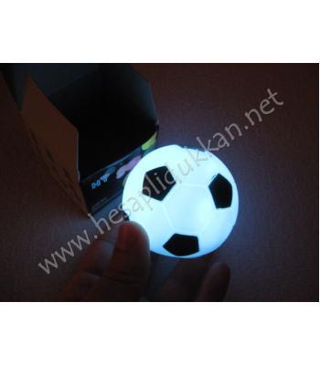 Futbol topu şeklinde renk değiştiren lamba R90