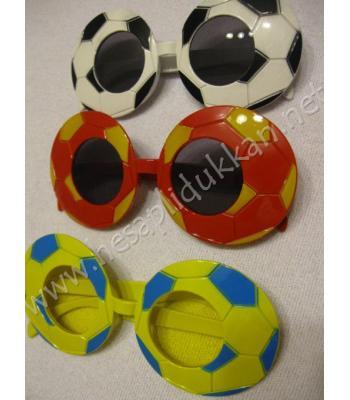 Futbol topu şeklinde fanatik gözlükler R112