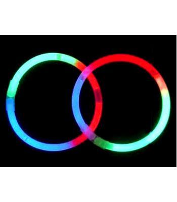 Glow Kolye Üç renk P148