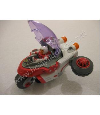 Havada dönen ay arabası pilli oyuncak araba R42