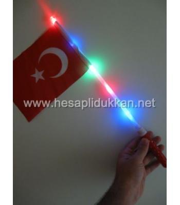 Işıklı bayrak P004