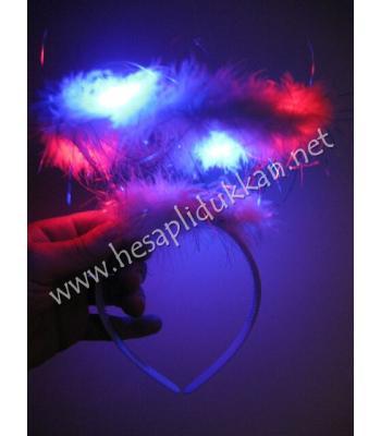 Işıklı hare taç melek hare taç ışıklı P705
