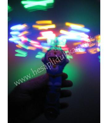 Işıklı salkım fırıldak ışıklı süper oyuncak P685