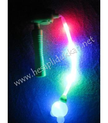 Işıklı sallamalı fırıldak renkli ve ışıklı oyuncak P720