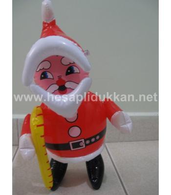 Küçük boy noel baba balonu P313
