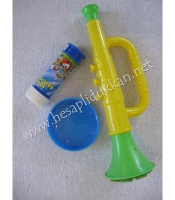 Köpüklü Borazan süper köpüklü oyuncak P721