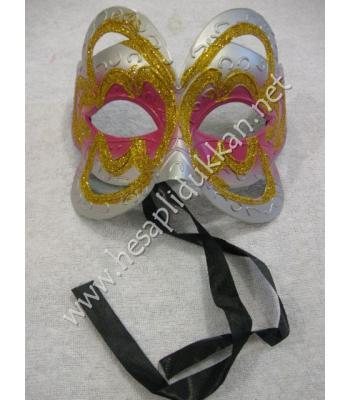 Kuşaklı parti maskesi P890