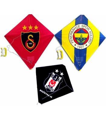 Lisanslı fanatik uçurtmalar Fenerbahçe Beşiktaş Galatasaray R325