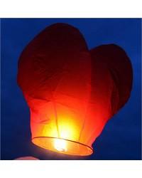 Kalpli dilek balonu