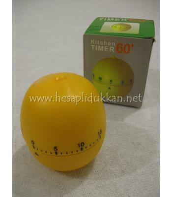 Limon şeklinde pişirme saati P624