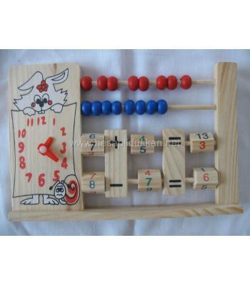 Mini öğretici saatli oyuncak P180