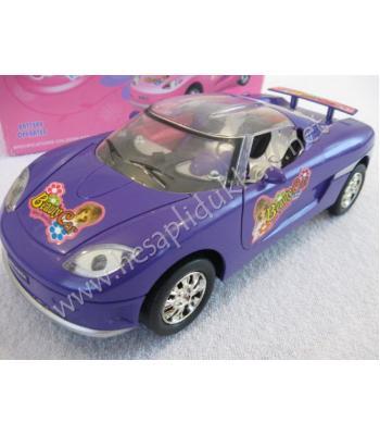 Mini müzikli eğlence arabası R48
