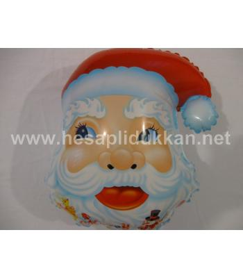 Noel baba folyo balon P338