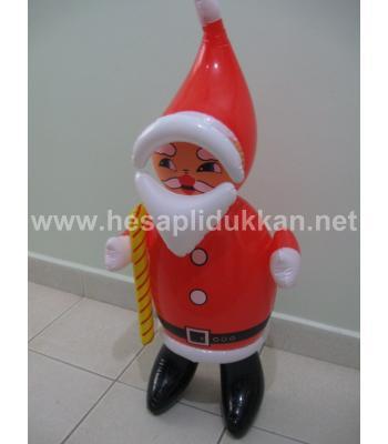 Noel baba yılbaşı balonu süsü P312