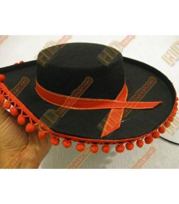 Panço parti şapkası püsküllü R155