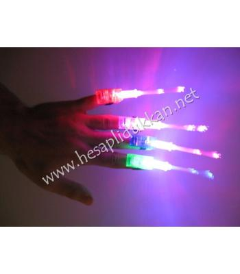 Parmak fiberi ışıklı parmağa takılan ışık P748