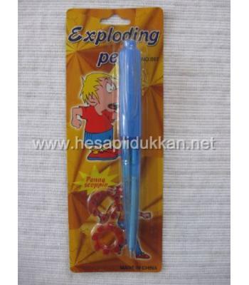 Patlayan kalem P012