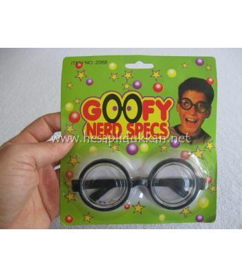 Psikopat gözlük şaka malzemesi P609