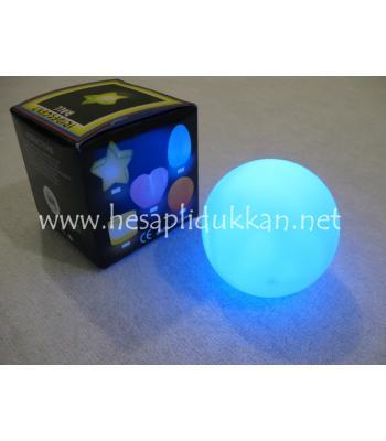 Renk değiştiren gece lambası hediyelik eşya P426