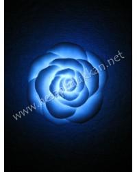 Renk değiştiren gül şeklinde gece lambası P640