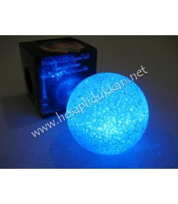 Renk değiştiren disko top gece lambası P770
