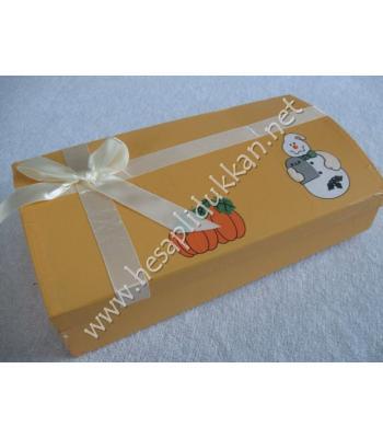 Sürpriz hediye paketi şaka malzemesi P874