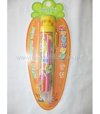 Sekiz renkli boya kalemi P179