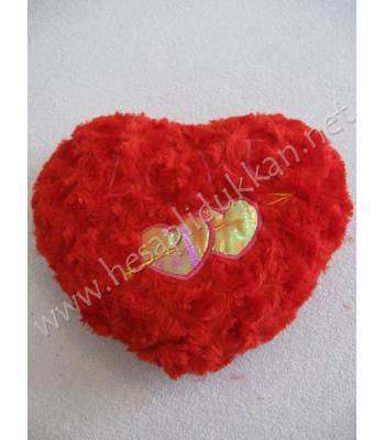 Sevgililer günü hediyelik eşya love yazılı yastık R35