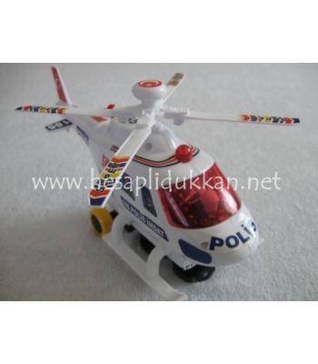 Türkçe konuşan polis helikopteri P480