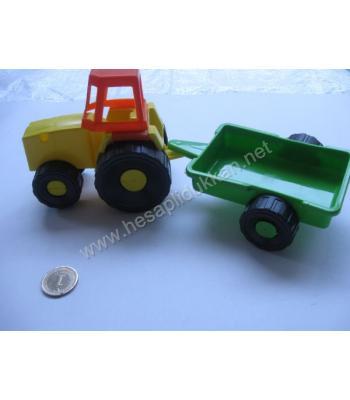 Taşıyıcılı traktör P087