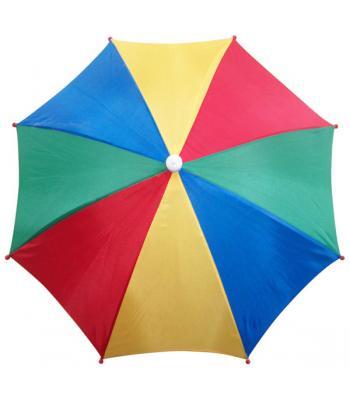 İlginç bir ürün arıyorsanız işte size kafa şemsiyesi