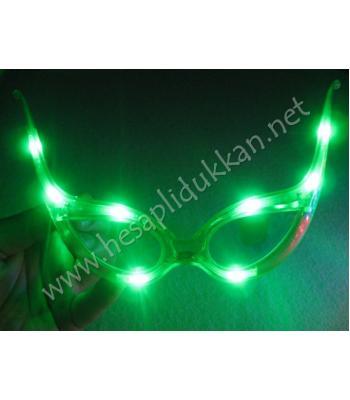 Vampirella ışıklı gözlük R113