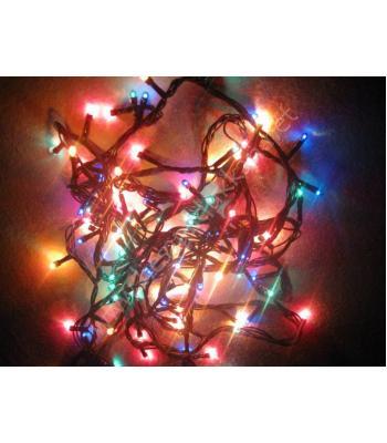 Yılbaşı ışıkları pirinç ışık karışık renkli P983