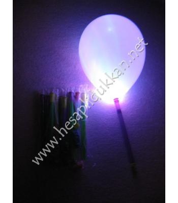 ışıklı balon led ışıklı balon P877