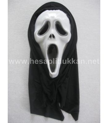 Çığlık maskesi şaka malzemesi P390