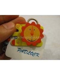 Çanta kilidi çocuklar için P632