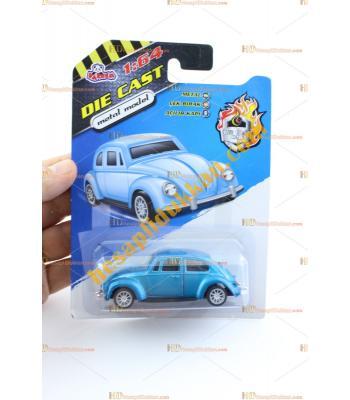 Toptan metal kartela askılı model vosvos araba