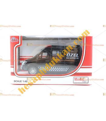 Toptan özel güvenlik metal oyuncak araba fiyat promosyon oyuncak