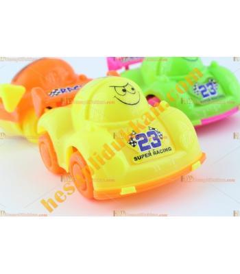 Promosyon oyuncak araba çek bırak plastik ucuz fiyat