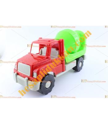 Toptan ucuz oyuncak beton kamyonu plastik