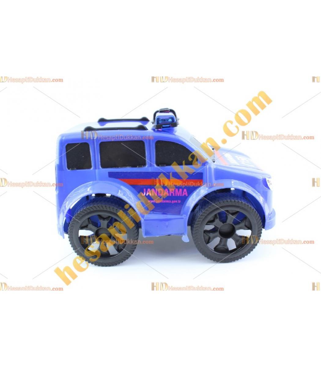 Toptan Ucuz Oyuncak Jandarma Araba Toyba8408