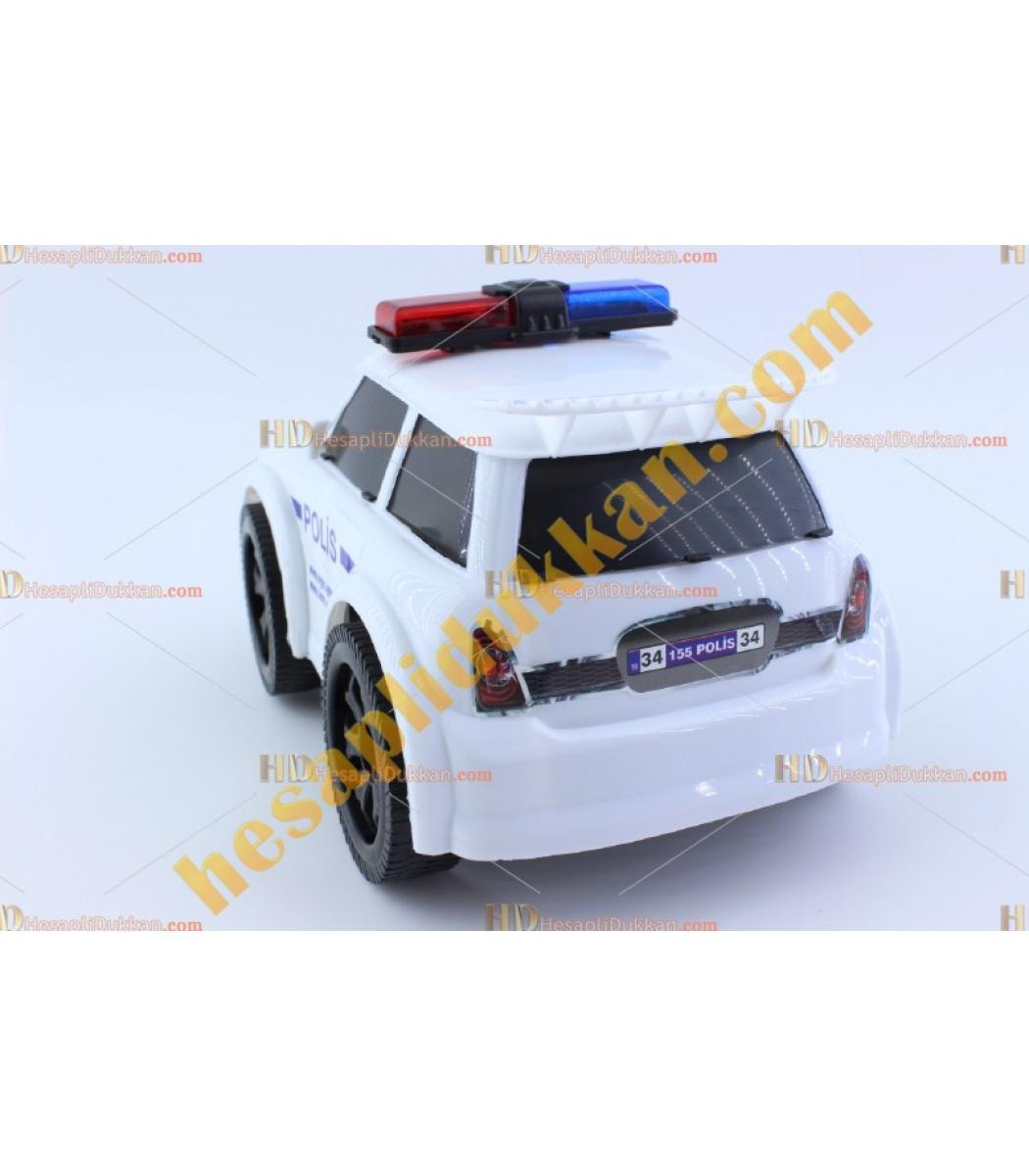 Toptan Ucuz Oyuncak Polis Araba Toyba8409