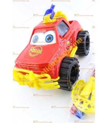 Toptan ucuz oyuncak sopalı araba TOYBA8422