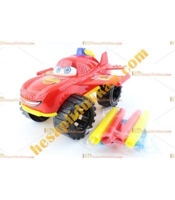 Toptan ucuz oyuncak sopalı kanatlı araba TOYBA8421