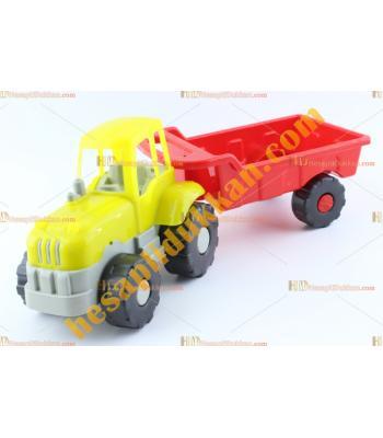 Toptan ucuz oyuncak traktör TOYBA8418