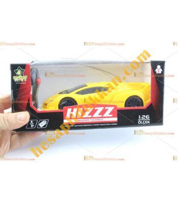 Toptan oyuncak rapido hızz kumandalı araba en ucuz fiyat
